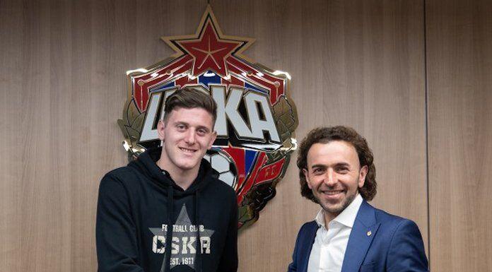 CSKA Mosca, ufficiale l'arrivo di Gaich: era seguito da Milan e Napoli