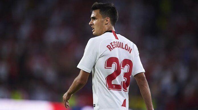 Reguilon: «Voglio vincere l'Europa League con il Siviglia»