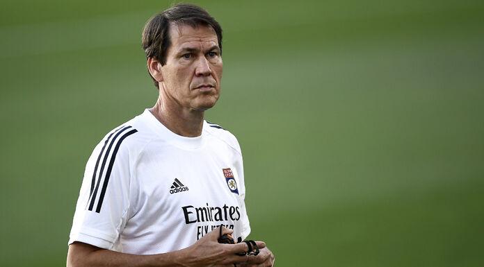 Lione, Garcia: «Manchester City favorito come la Juventus»