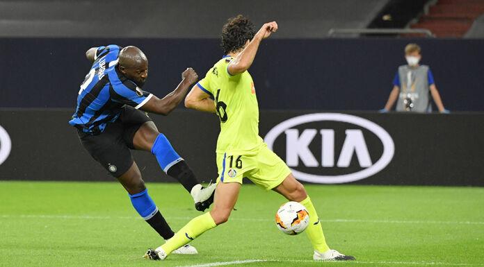 Inter Getafe 2 0, diretta ottavi Europa League. Eriksen firma il gol del raddoppio