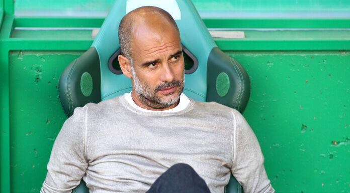 """Guardiola difende Aguero: """"Non voleva aggredire l'assistente. Nessun sessismo"""""""