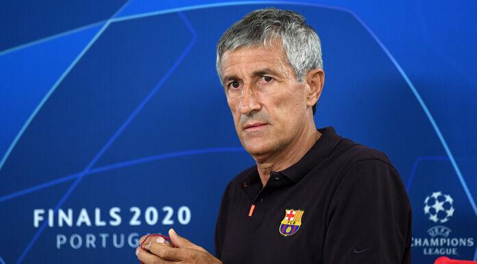 Esonero Setien: l'allenatore del Barcellona a rischio. Le ultime