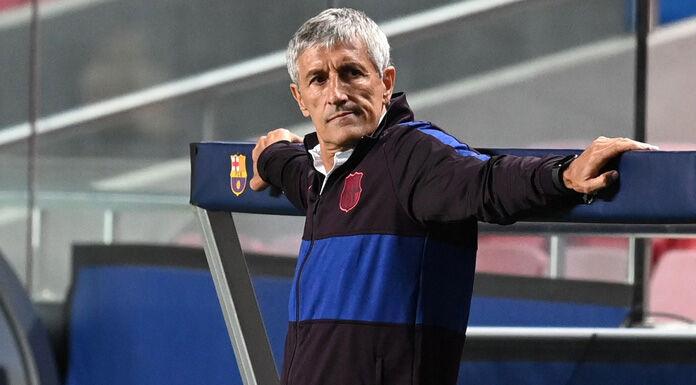 Barcellona, l'ira di Setien: «Non mi hanno manco chiamato per dirmi che ero licenziato…»