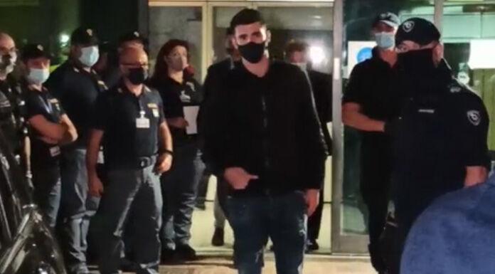 Juve |  ecco Morata |  lo spagnolo è atterrato all'aeroporto di Caselle – VIDEO