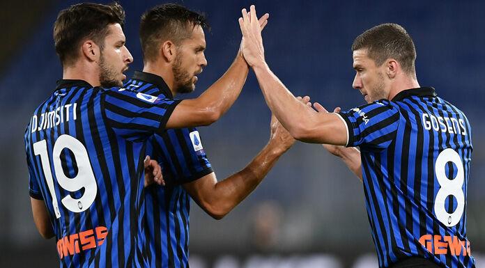 Lazio Atalanta LIVE 0 3: Gomez cala il tris all'Olimpico