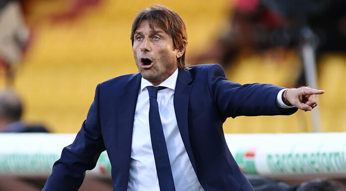 Inter, Conte: «L'idea di gioco non cambia. Alonso? Non parlo»