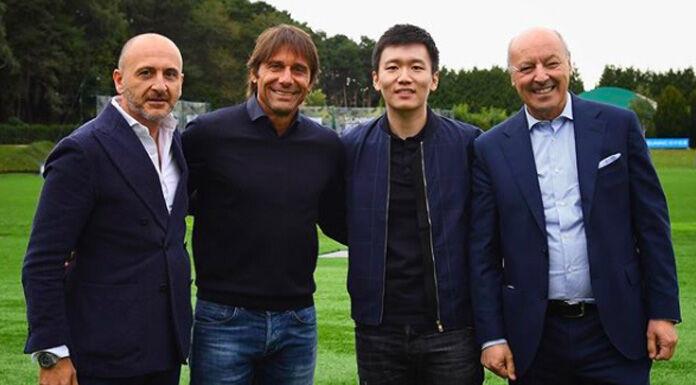 Inter, patto solenne tra Conte e la dirigenza: così si tenterà l'assalto allo scudetto