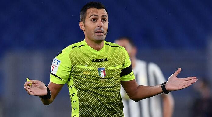 Serie A, le designazioni arbitrali della 9ª giornata: Di Bello per Napoli Roma
