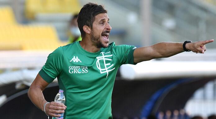 Empoli, un calciatore della Primavera positivo al Covid 19