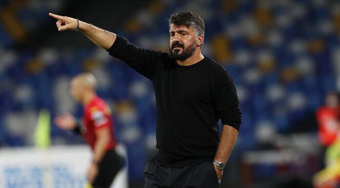 Napoli, Gattuso: «Maradona è morto, ma non morirà mai» – VIDEO