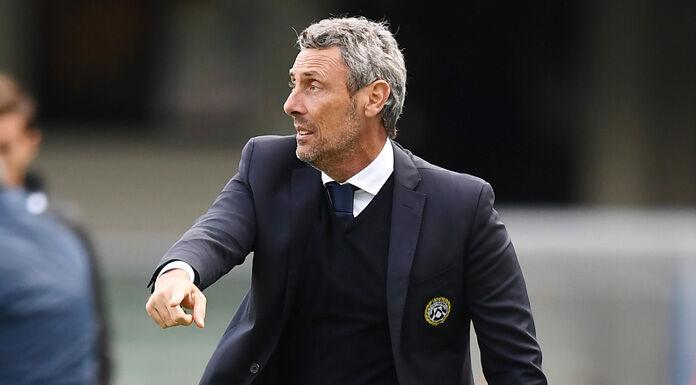 Udinese, Gotti: «Siamo in emergenza»