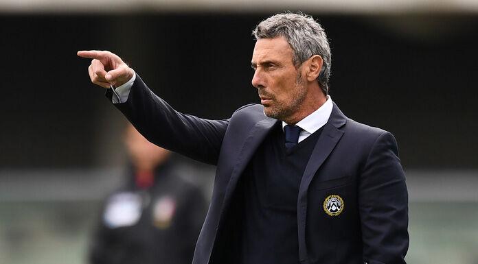 """Udinese Spezia, Gotti: """"Risultato troppo severo, siamo dispiaciuti"""""""