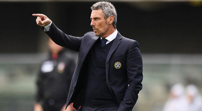 Udinese, Gotti: «Inter? Non c'è nulla di scontato in nessuna partita»