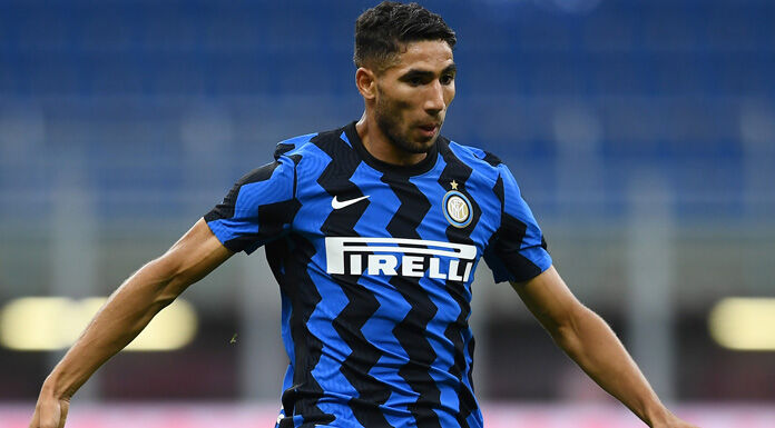 Benevento Inter, treno Hakimi: Inzaghi le prova tutte per fermarlo