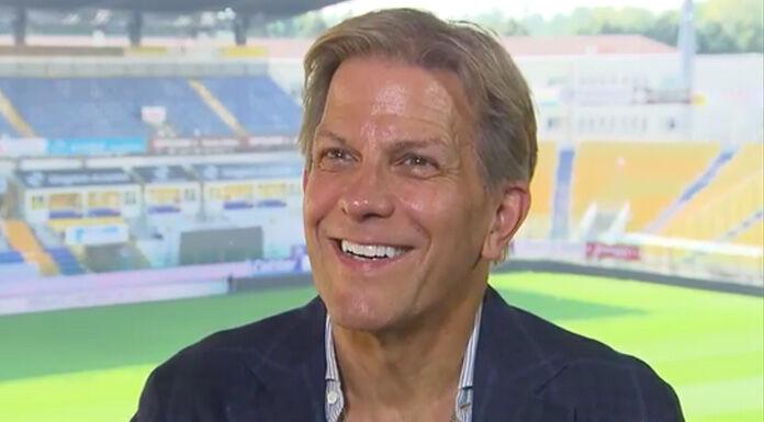 Krause: «Parma Napoli? È stata un'emozione»