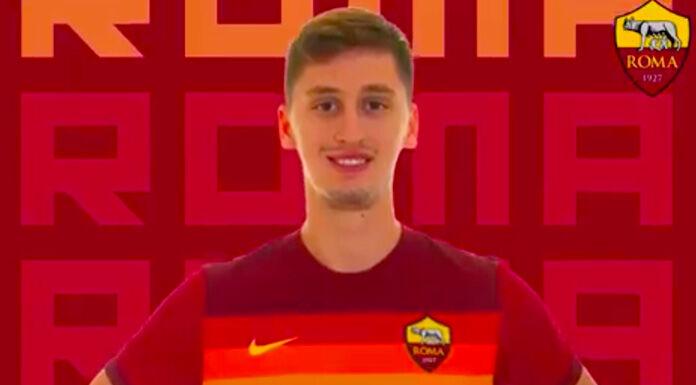 Roma, Kumbulla: «Il club giusto per me, ho scelto subito»