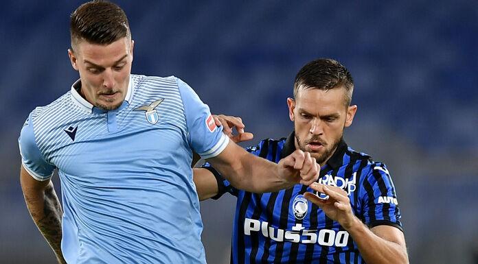 Lazio Atalanta LIVE 0 2: raddoppia Hateboer