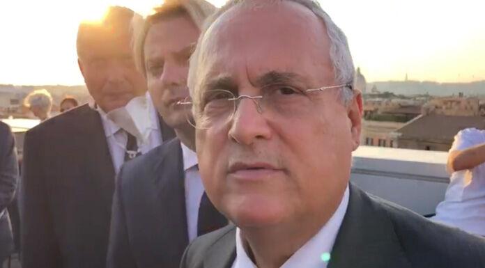 Lazio, retroscena sullo stipendio di Lotito: c'è lo zampino di Ferrero