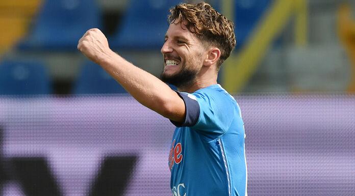 Napoli, bentornato Mertens: il belga è l'uomo che serve a Gattuso