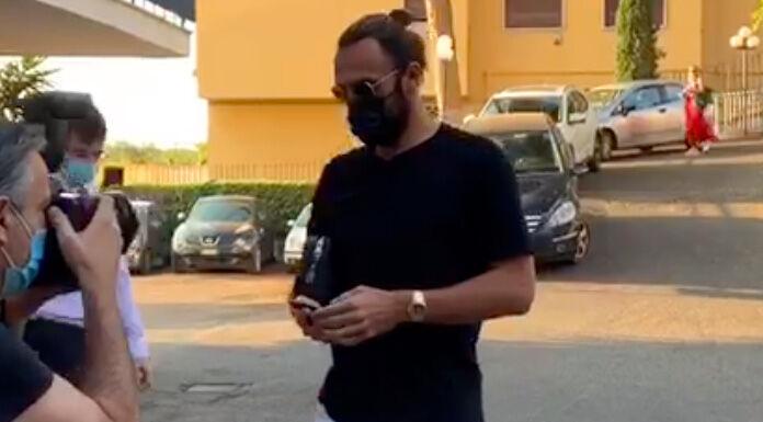 Lazio, Muriqi negativo al Covid 19: in serata nuovo tampone