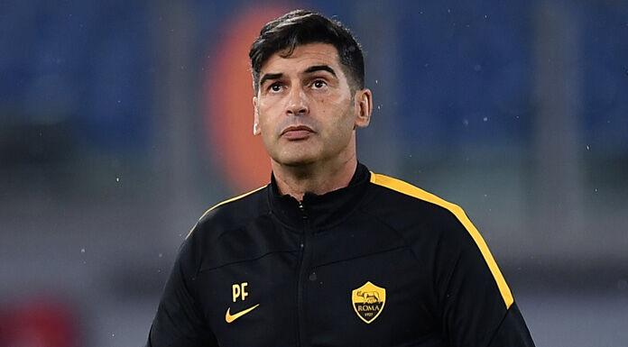 Roma, il campionato sarà decisivo per Fonseca: possibile ritiro a Trigoria