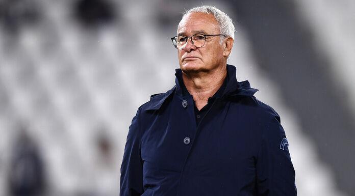 Ranieri: «Voglio una squadra combattiva, che lotti su ogni pallone dall'inizio alla fine»