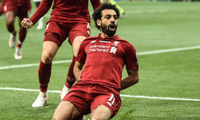 Salah classifica marcatori Premier League
