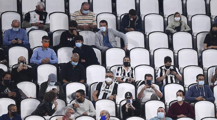 Riapertura stadi: frenata dal Cts e dal Ministro Speranza. No al 25% degli spettatori
