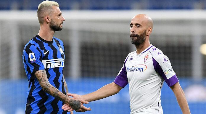 Fiorentina, Borja Valero ancora out: non si allena da quasi un mese
