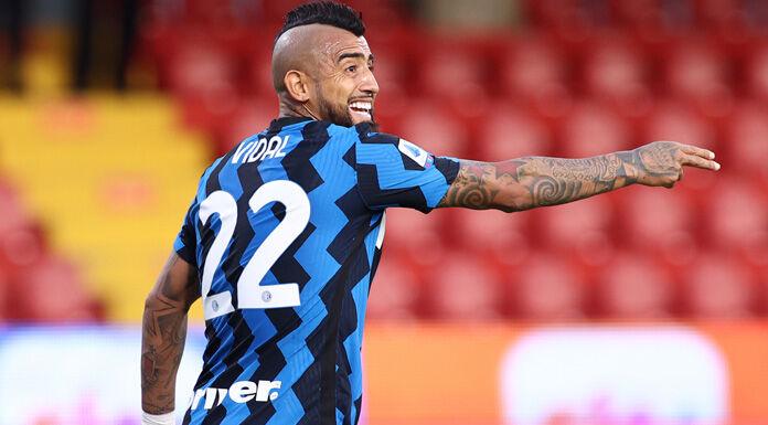 Inter |  Vidal |  «Non è così che si comincia |  ma è importante come si finisce»