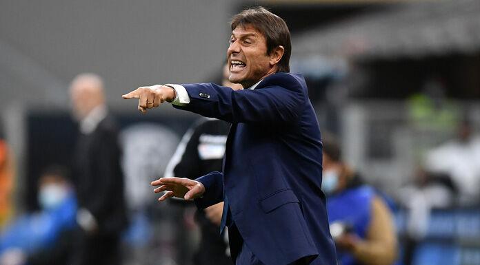 """Inter Atalanta, Conte in conferenza : """"Vince chi attaccherà meglio"""""""