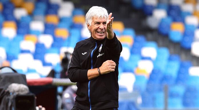 Gasperini: «Sconfitta contro il Napoli? Dimentichiamola e ripartiamo dalla CL»