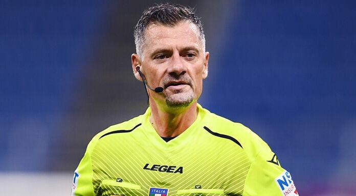 Giacomelli punito dopo Milan Roma: in arrivo almeno due turni di stop