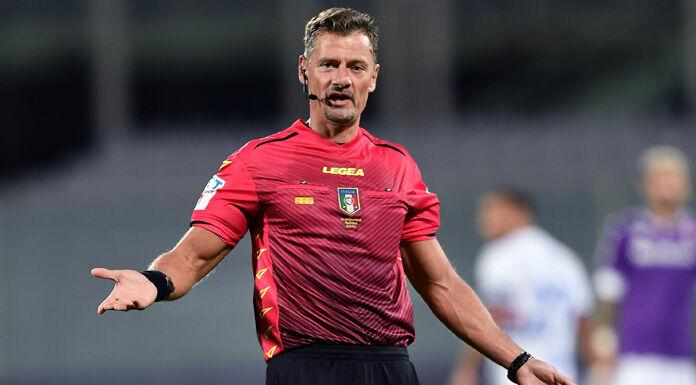 MOVIOLA – Milan Roma, Giacomelli dà rigore per contatto Bennacer Pedro: molti dubbi