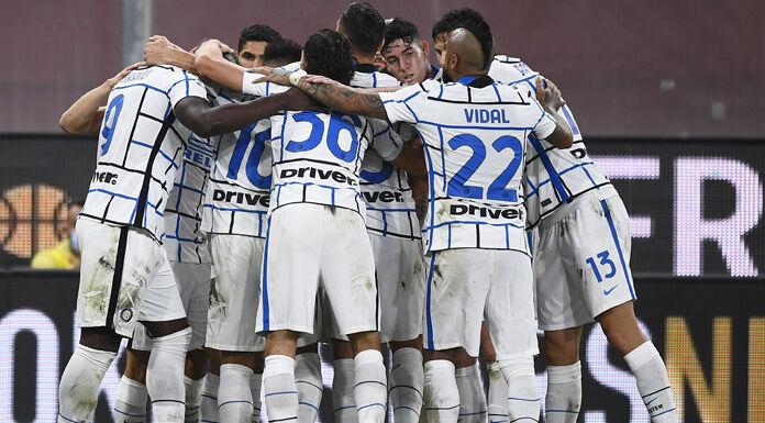 È sempre Lukaku show, a Genova l'Inter torna alla vittoria