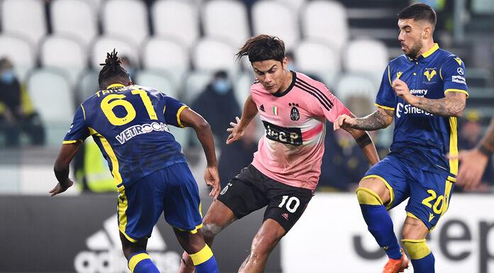 Verona Juventus, che differenza sui gol realizzati: il dato