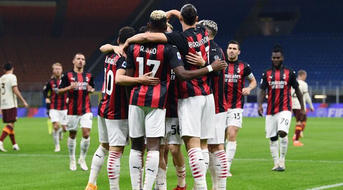 Il Milan è una macchina da gol: attacco da record per i rossoneri