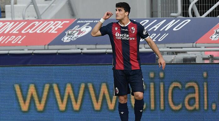 Bologna Verona 1 0 LIVE: colpo di testa pericoloso di Svanberg