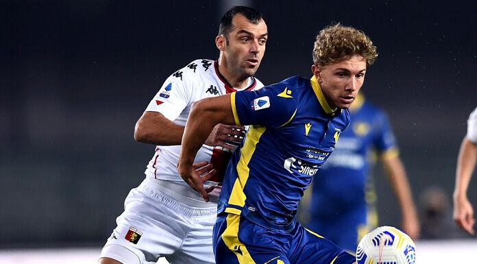 """Verona Genoa 0 0, Maran: """"Noi ingiustamente colpevolizzati per casi Covid"""""""