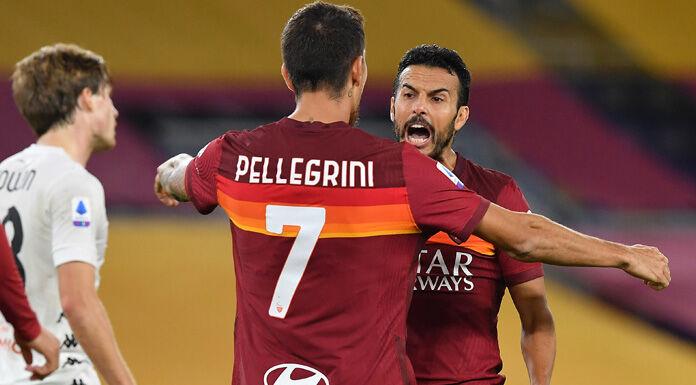 Roma-Benevento |  le pagelle |  Pedro show |  eurogol di Carles Perez