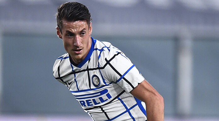 Inter, Pinamonti: «Mi hanno fatto piacere le parole di Conte»