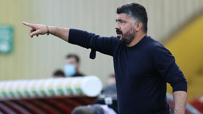 Gattuso si commuove a Sky: