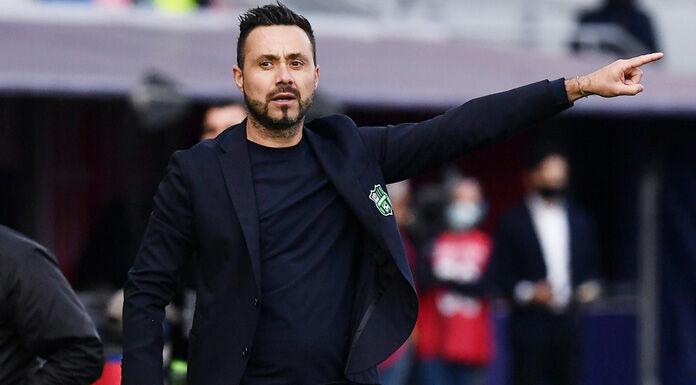 Sassuolo, De Zerbi: «L'Inter rimane fortissima. Noi siamo ambiziosi»