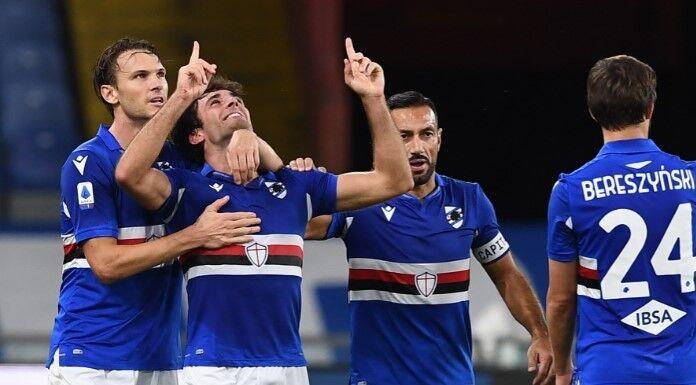 Sampdoria, maglia celebrativa contro il Milan: ecco la divisa – FOTO