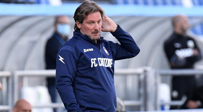 Crotone, Stroppa: «Isolamento sereno. Cagliari? Come contro la Juventus»