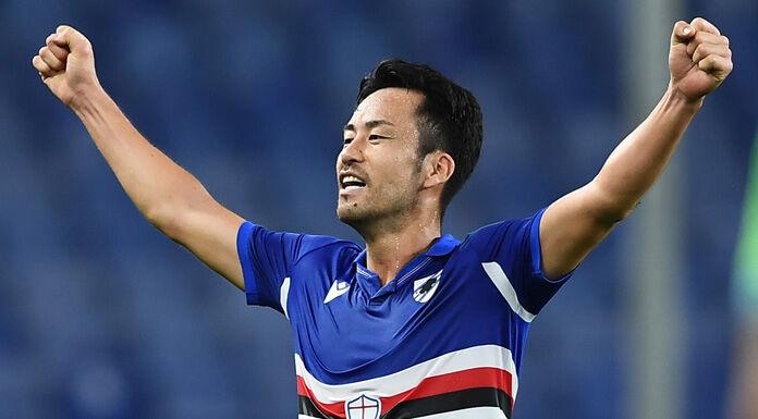 Gol Yoshida, si fa la storia: prima rete asiatica nella storia della Sampdoria