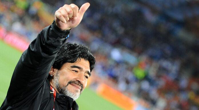 Anche in Premier League omaggeranno Maradona: lutto al braccio e minuto d'applausi