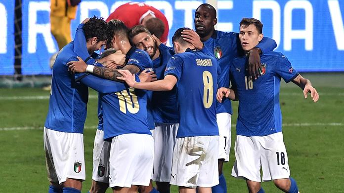 Formazione Italia Euro 2020