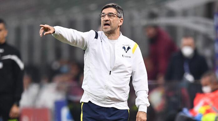 Hellas Verona, Juric: «L'Europa non è una realtà. Abbiamo venduto tutti i giocatori»