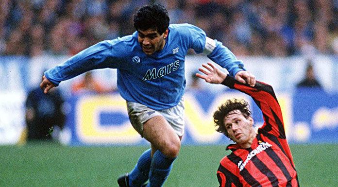 Addio Maradona, il saluto di Zidane e Van Basten: «Un genio se n'è andato» – FOTO